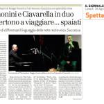 Concerti evento Asiago 2014 teatro Millepini