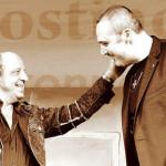 Sanremo 2015: Zanotti e Cremonini intervistati da Radio Emilia Romagna