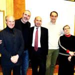 Cristiano Cremonini tenore presenta il suo libro Opera d'Amore al Teatro Comunale di Bologna