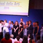 Cremonini e Mingardi al Festival delle Arti 2016