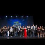 Immagini dello spettacolo Makkeroni Pasta Ridere con Red Ronnie,Gianni Fantoni, Dolcenera e Cremonini